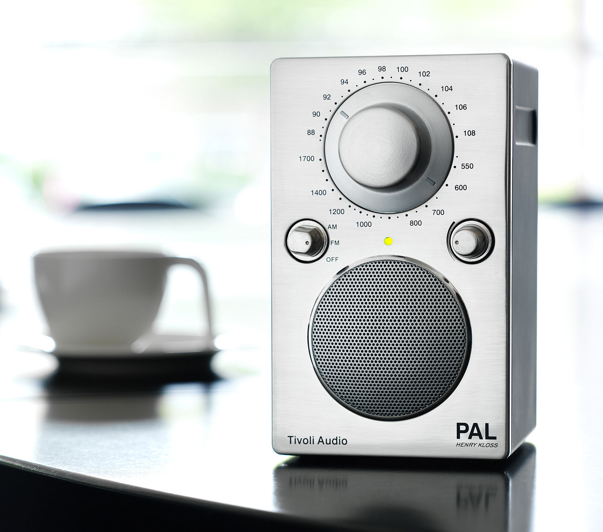 Tivoli Radio Pal Pal Edition Limitée Radio Portable Speaker Limited Edition By Tivoli Audio