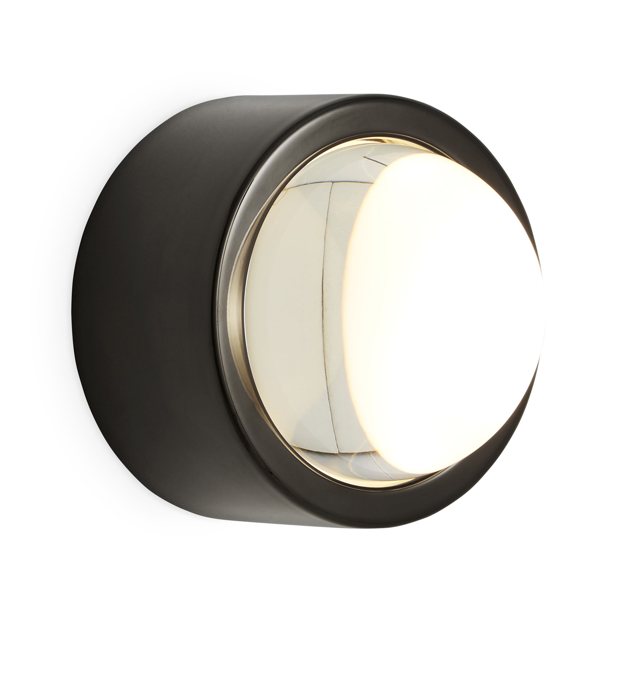 Spot Applique Applique Spot Led Ronde Ø 10 Cm Tom Dixon