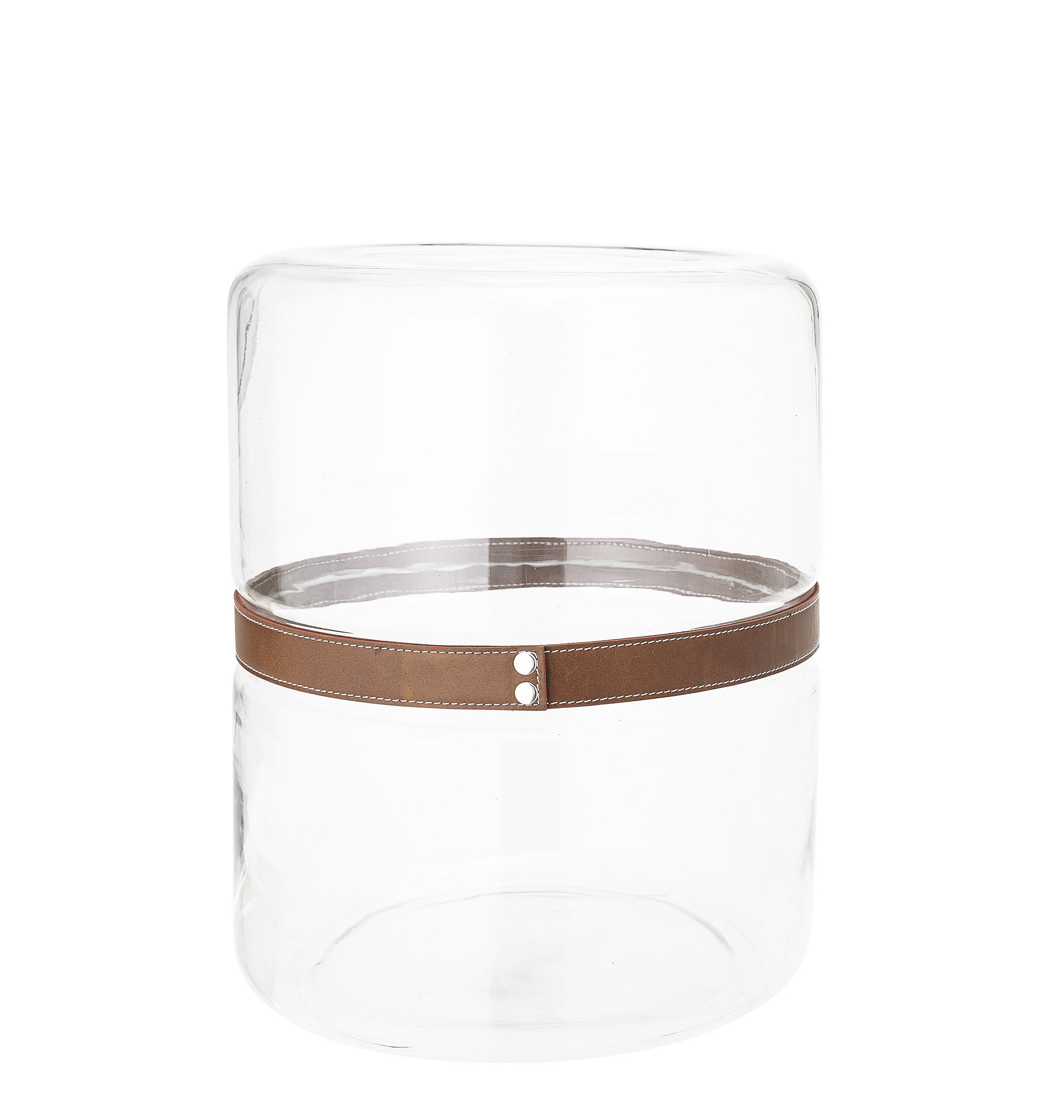 Table Appoint Verre Table D Appoint Vetro Ø 36 Cm Bloomingville
