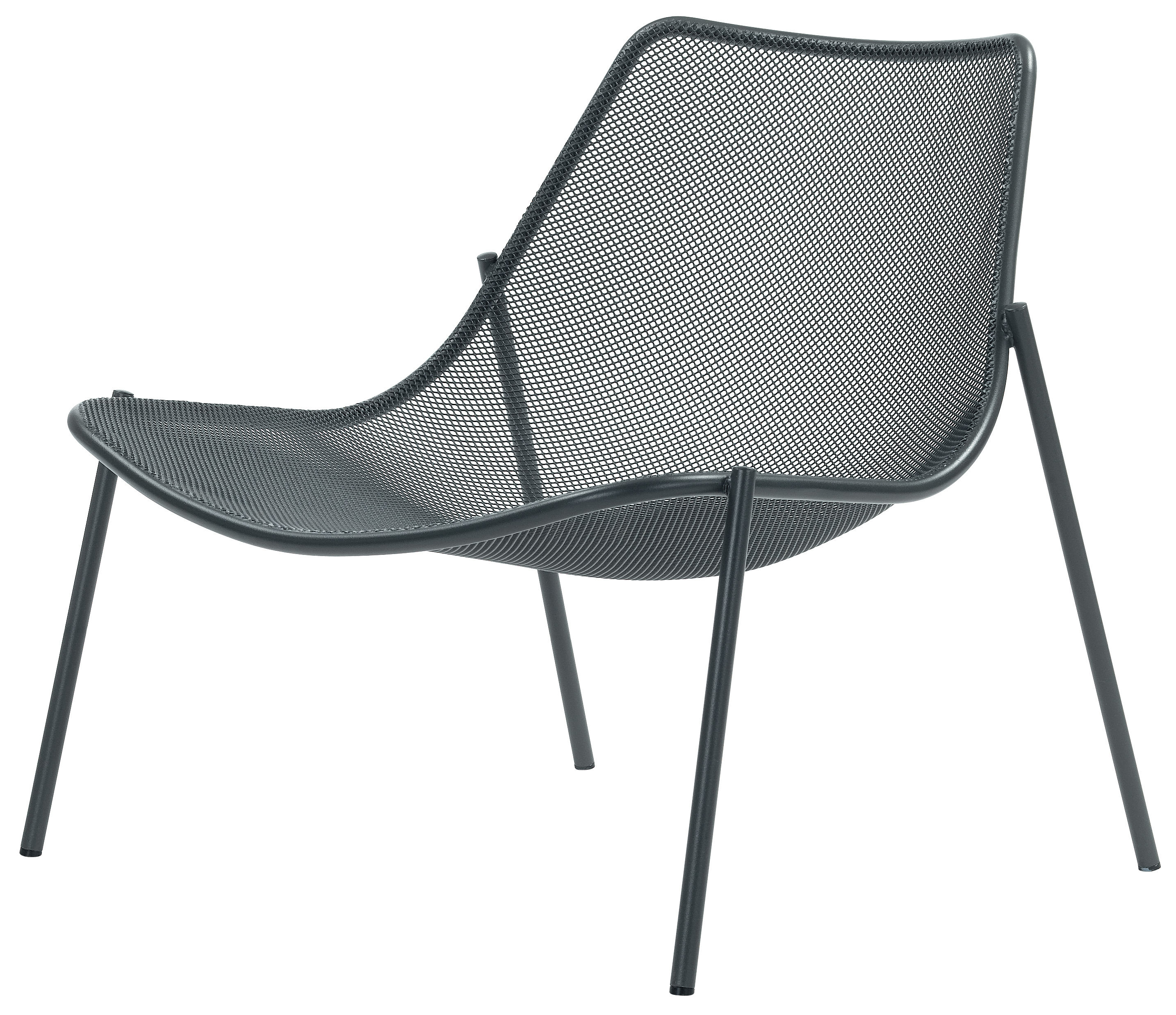 Lounge Sessel Rund Round Lounge Sessel Emu