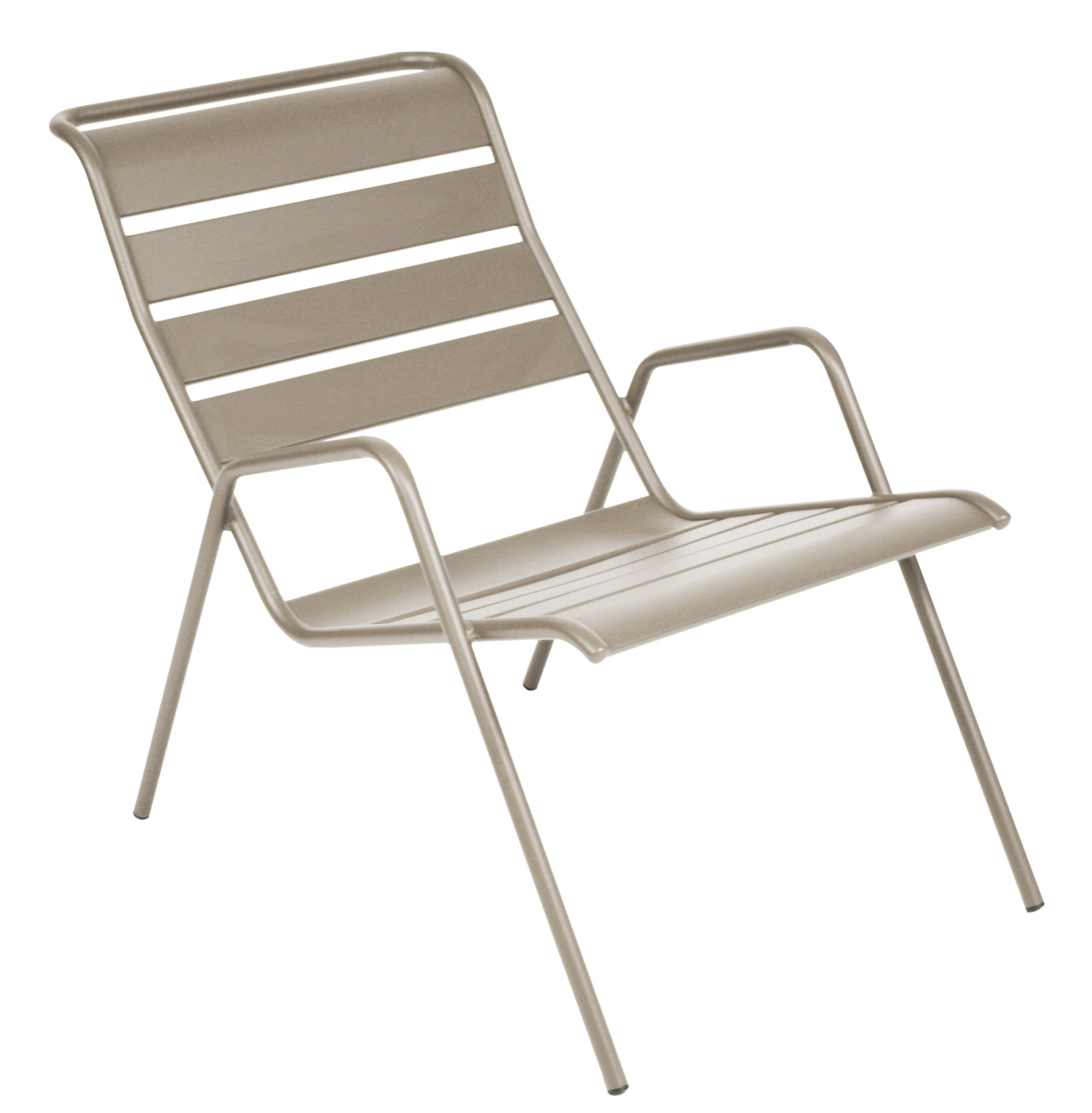 Lounge Sessel Stapelbar Monceau Lounge Sessel Stapelbar Muskat By Fermob
