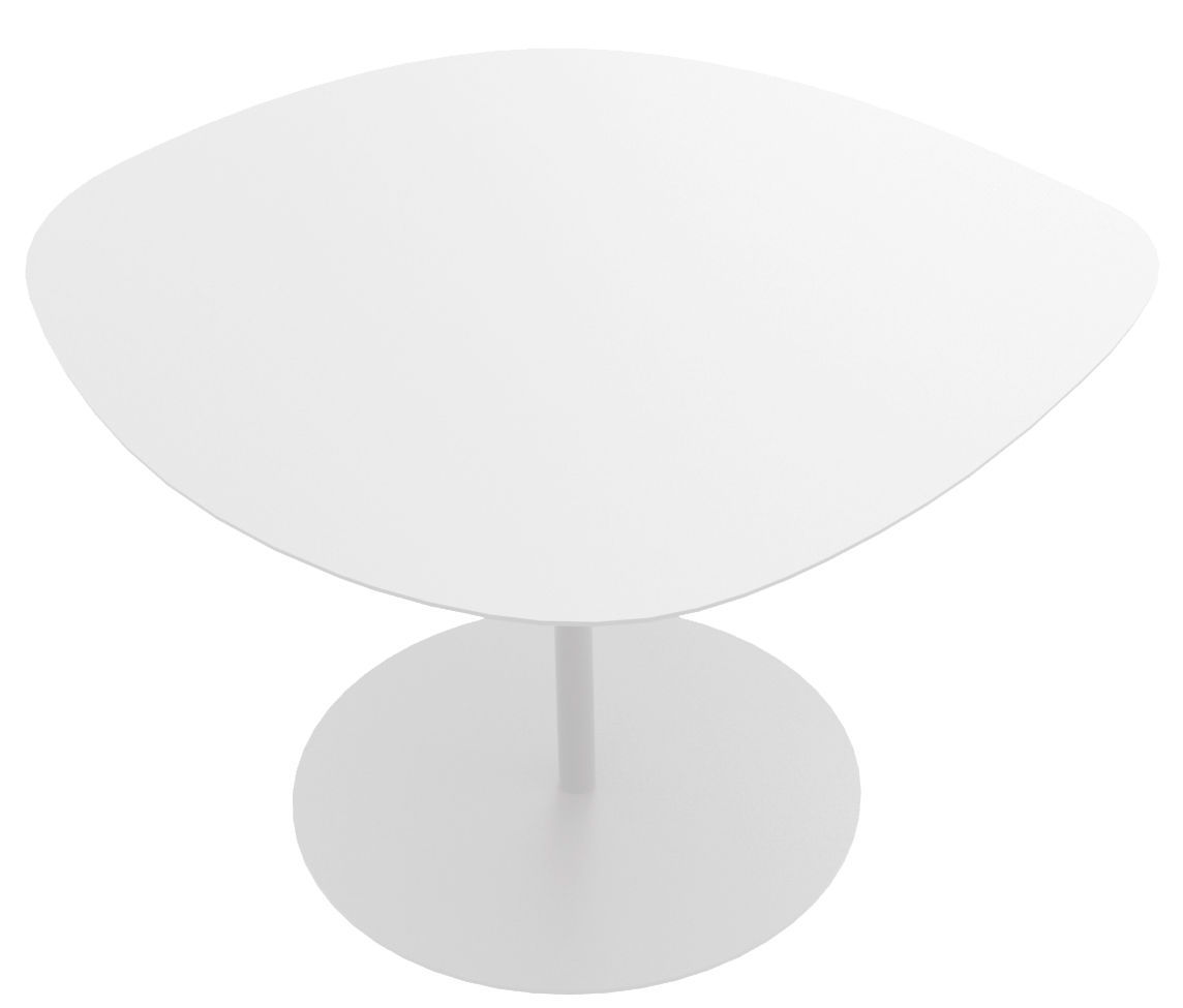 Made In Design Table Basse Table Basse 3 Galets Matière Grise Blanc H 40 2 Made