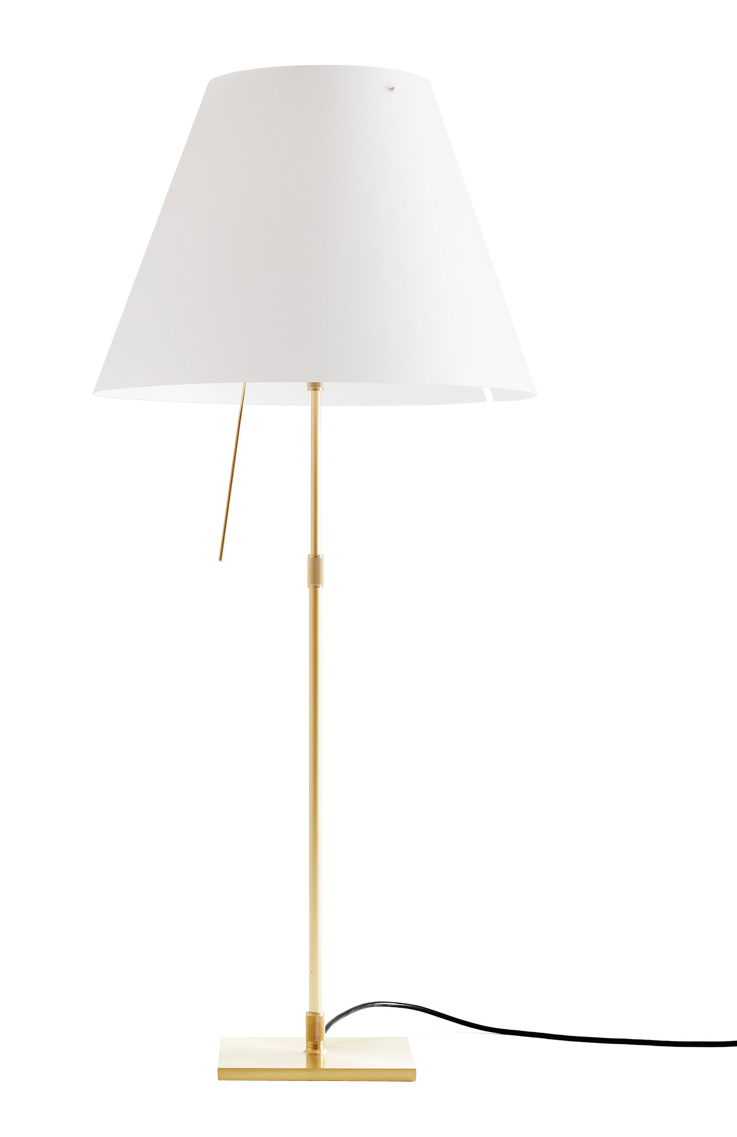 Luceplan Costanza Costanza Table Lamp H 76 To 110 Cm By Luceplan