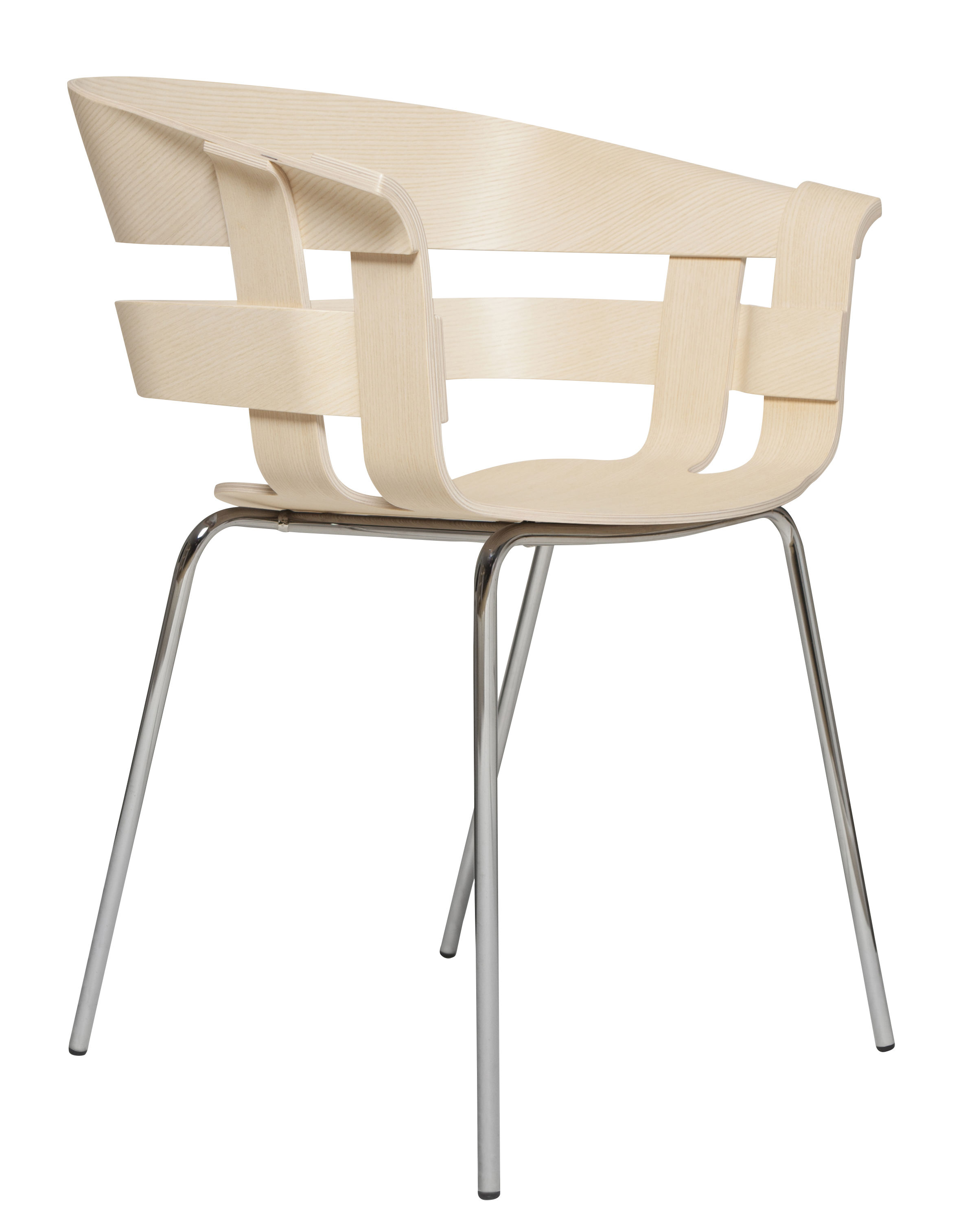 Sessel Glänzend Wick Sessel 4 Beinig Design House Stockholm