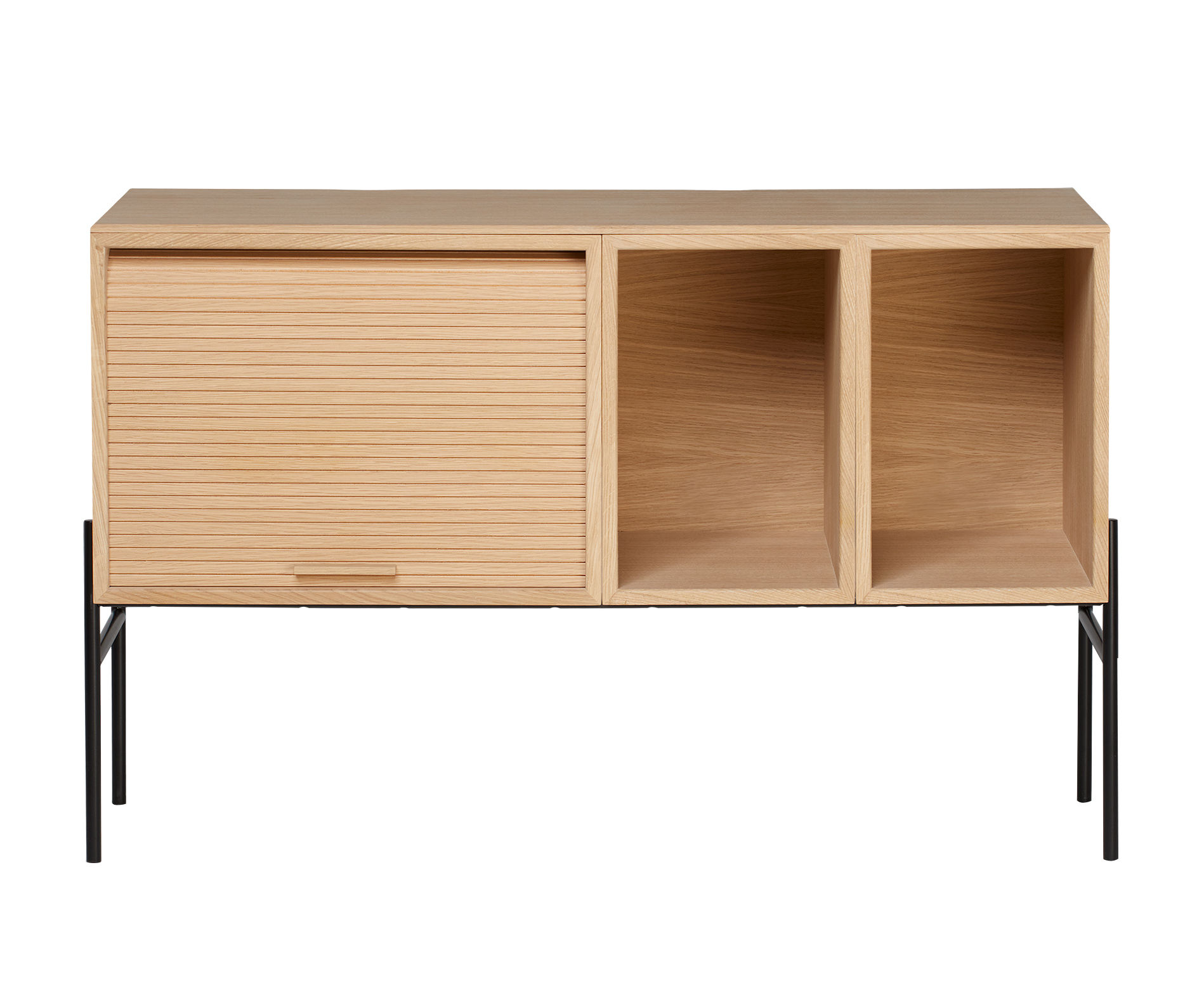 Meuble Tv Made In Design Hifive Television Table Tv Table L 100 X H 65 Cm By Northern