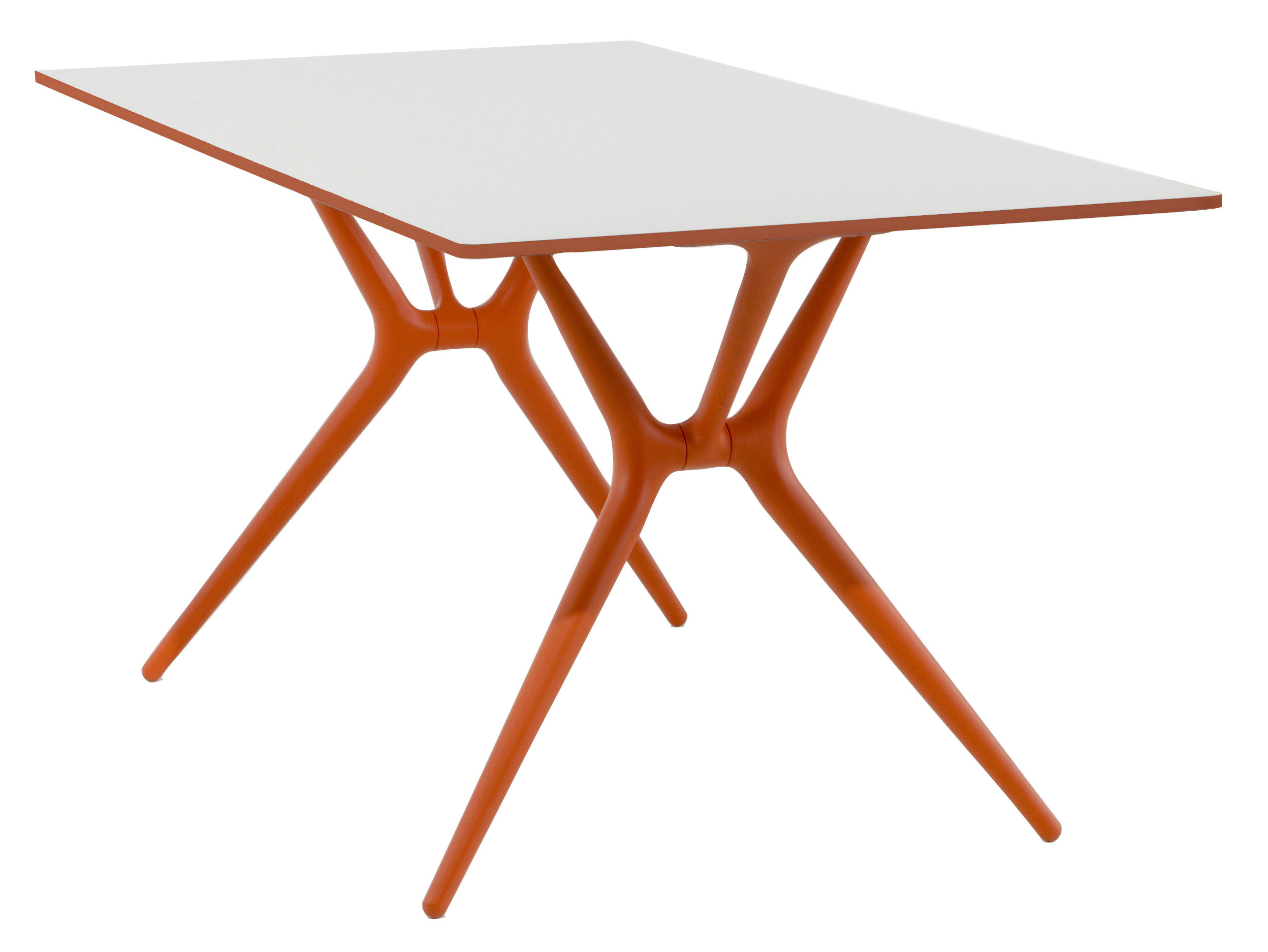 Table 200 Spoon Foldable Table 200 X 90 Cm By Kartell