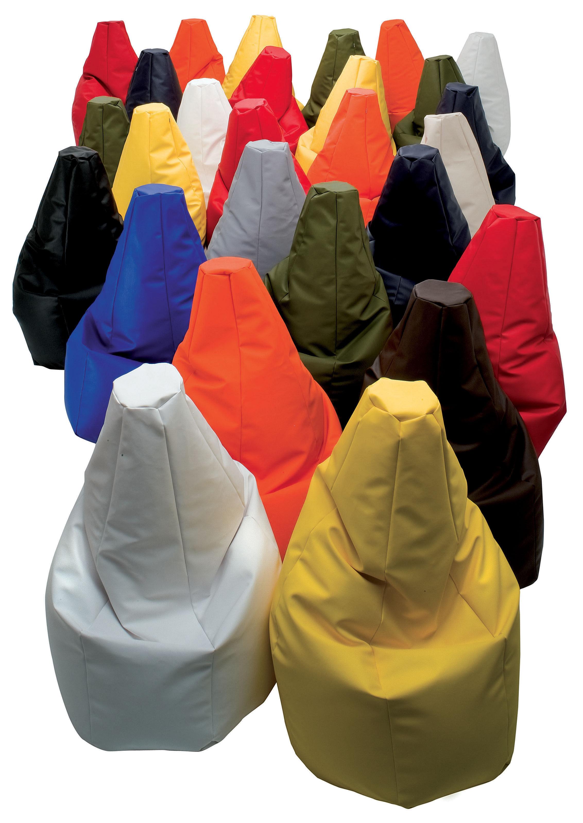 Pouf Zanotta.Zanotta Sacco Sneak Peek Of 10 Designs Shortlisted For Sacco Bean