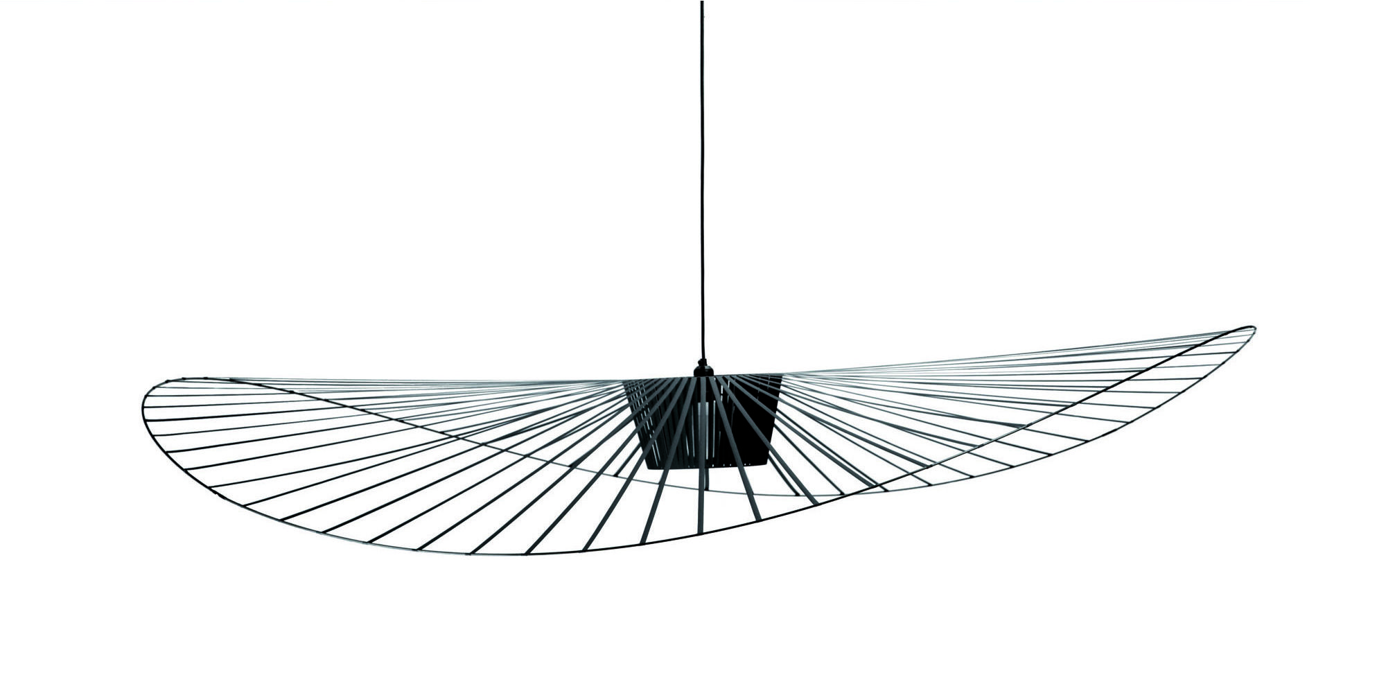 Lustre Style Vertigo Suspension Vertigo Small Ø 140 Cm Petite Friture