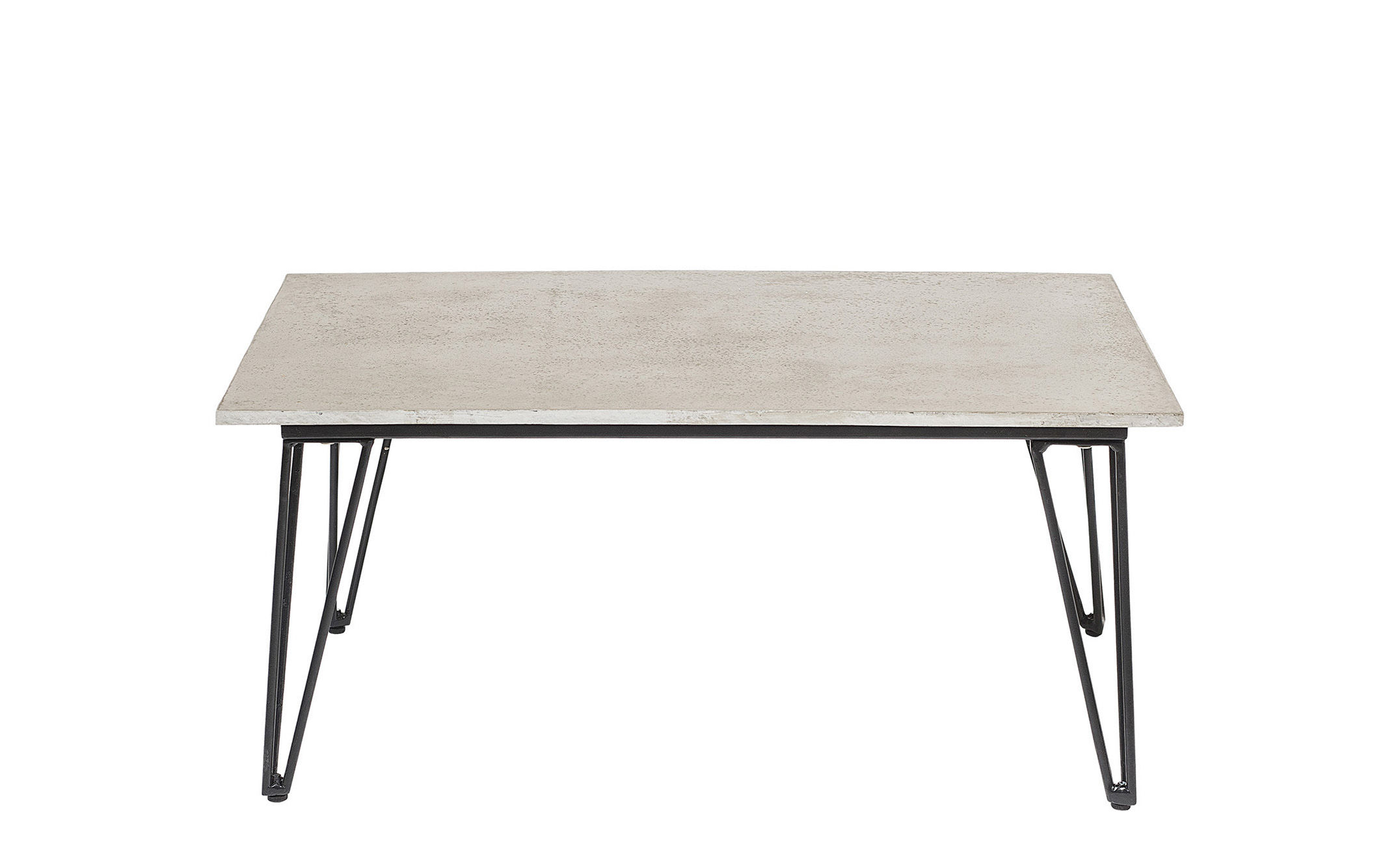 Table Basse En Beton Table Basse Concrete Béton 90 X 60 Cm Bloomingville