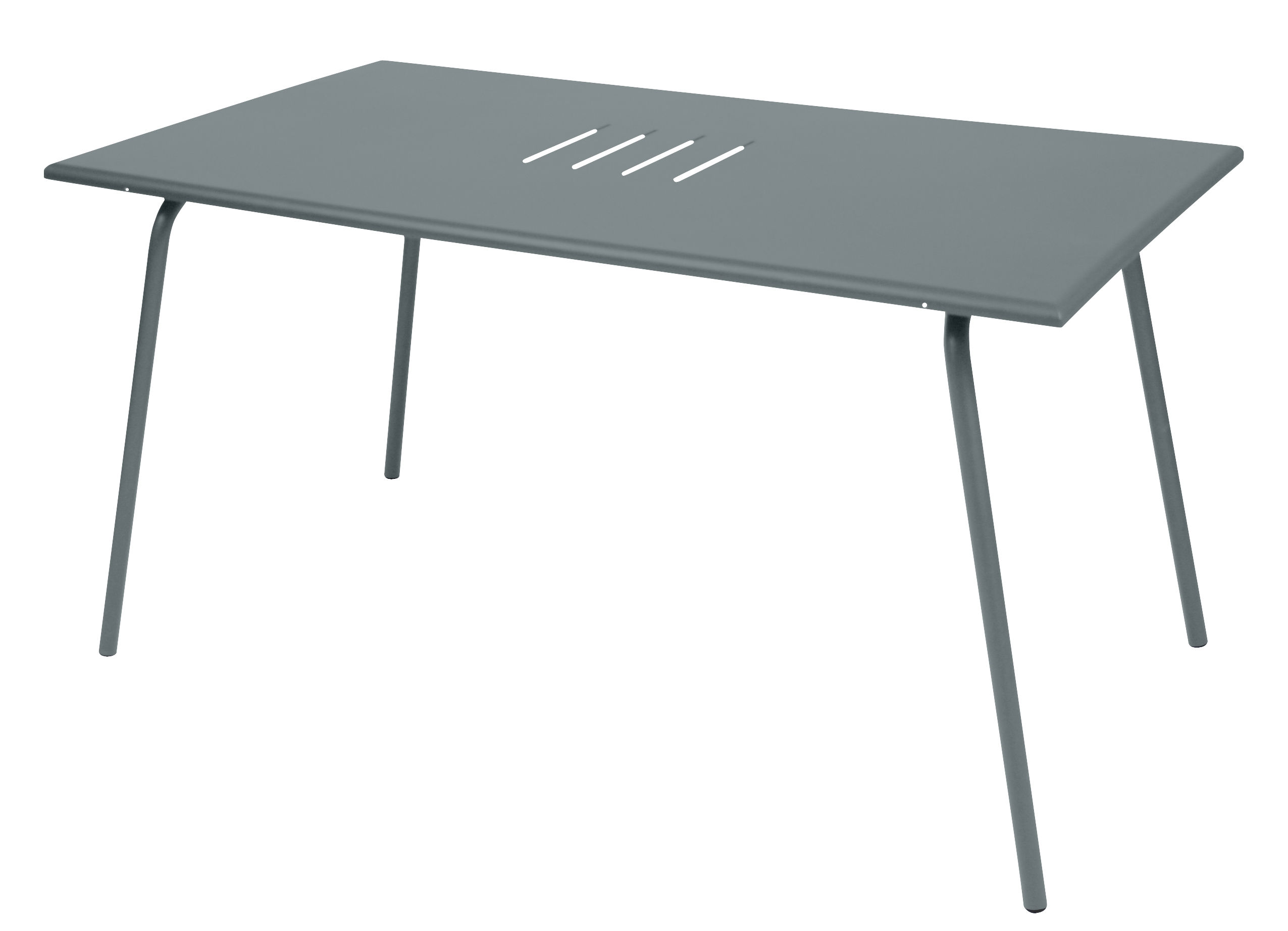 Gartenmöbel Fermob Monceau Rectangular Table 146 X 80 Cm 6 People By Fermob