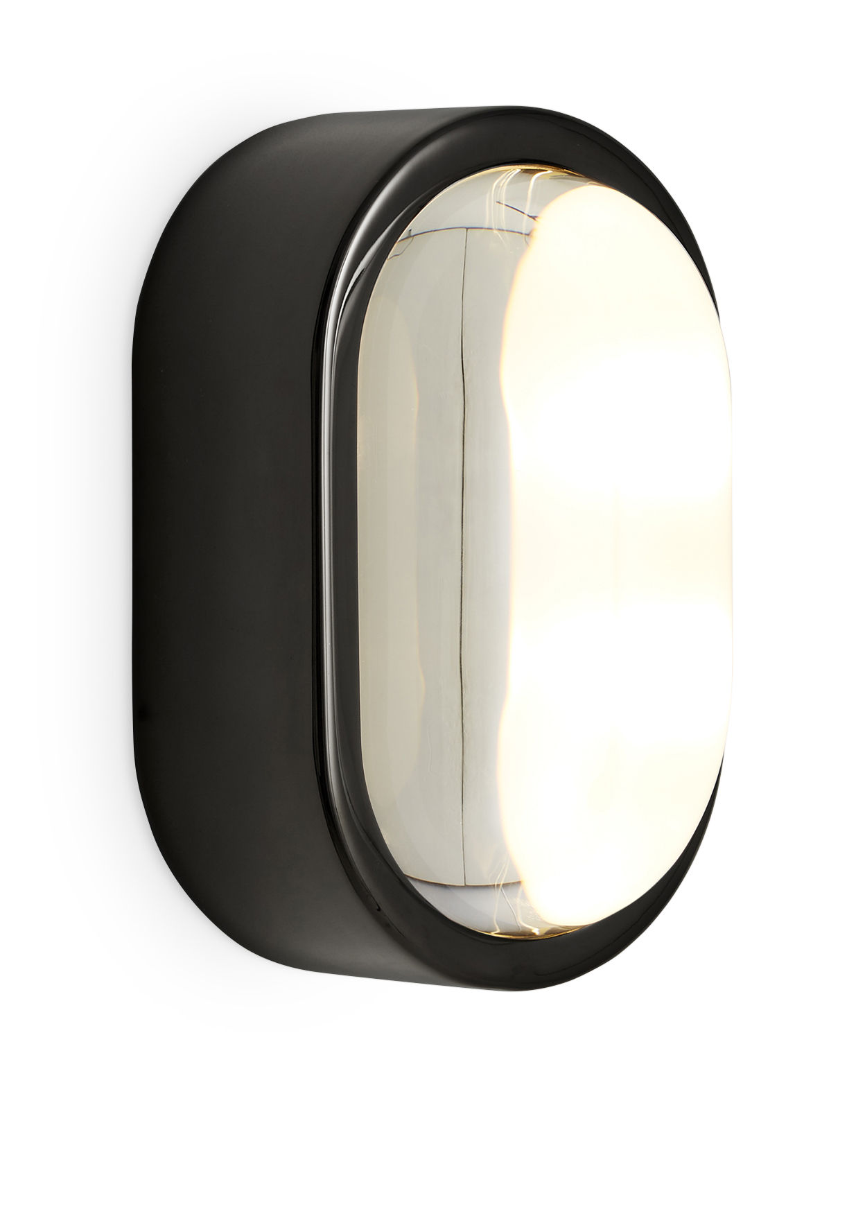 Spot Applique Applique Spot Led Ovale 18 X 10 Cm Tom Dixon