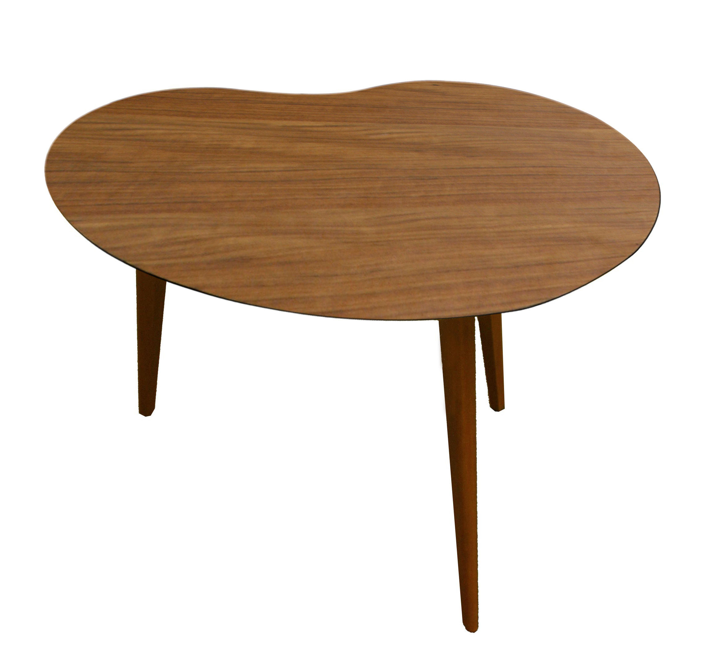 Pied De Table Basse Scandinave Table Basse Lalinde Haricot Small L 63 Cm Sentou Edition