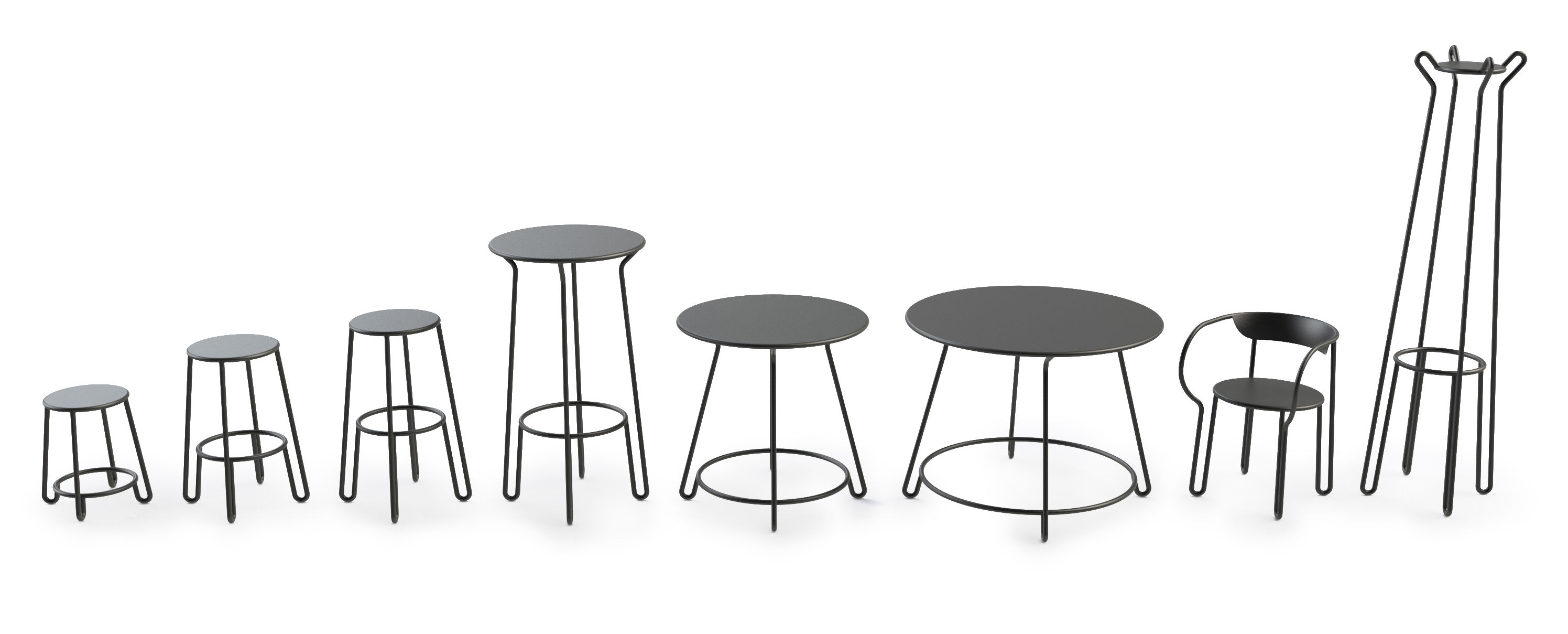 Tabourets Moutarde Tabouret De Bar Huggy H 75 Cm Lot De 2 Maiori