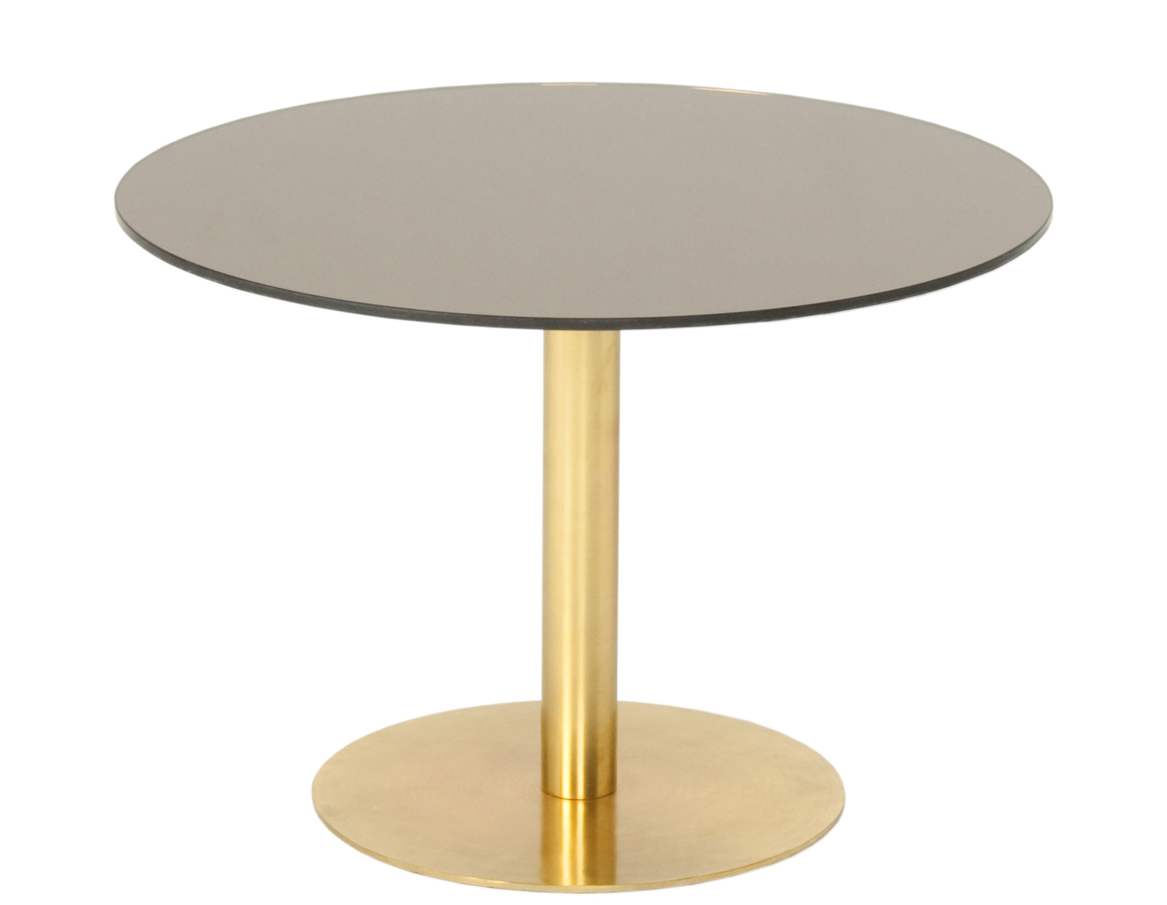 Tom Dixon Couchtisch Couchtisch Flash Von Tom Dixon - Gold/metall | Made In Design