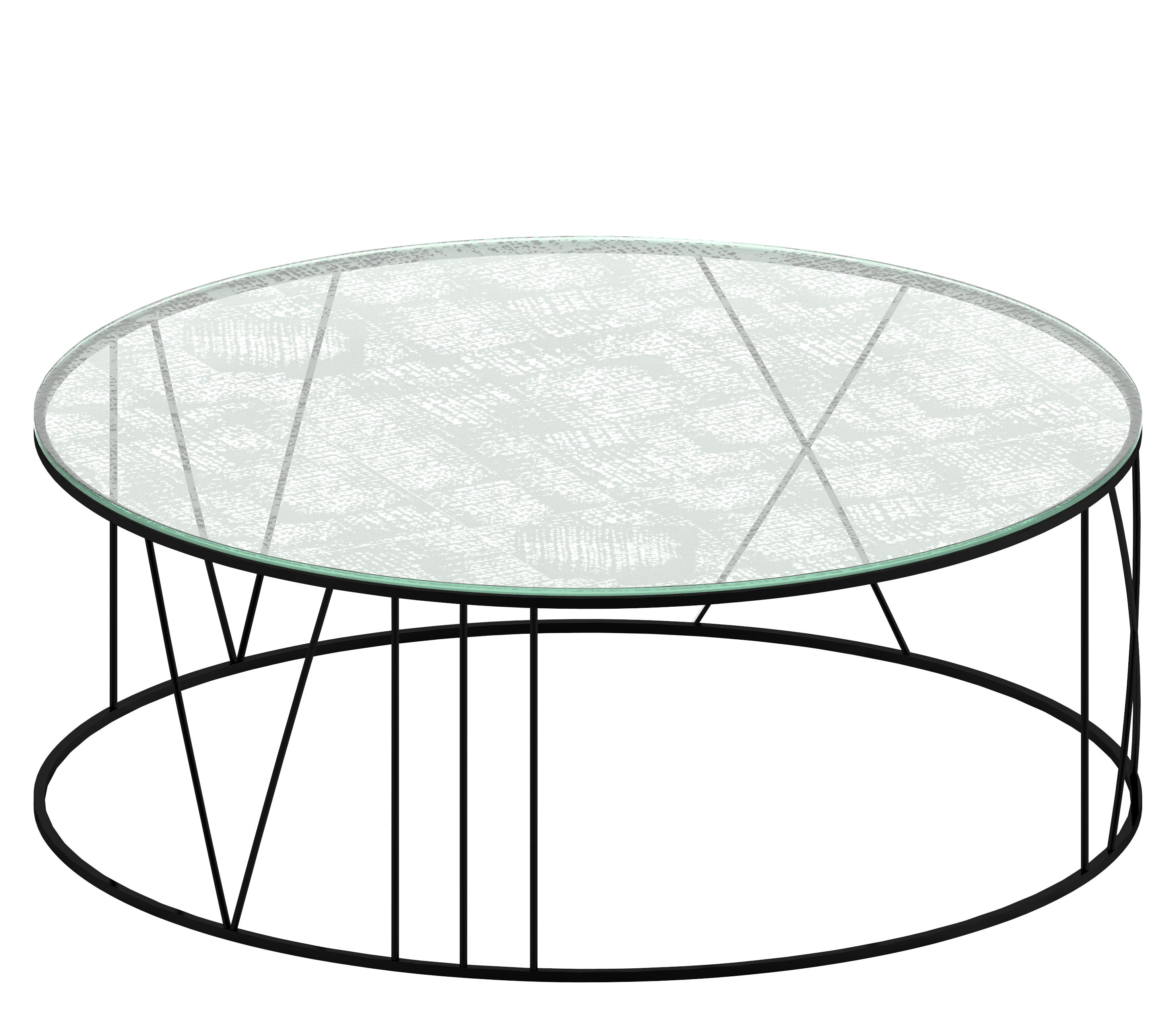 Couchtisch Roma Roma Coffee Table Ø 100 Cm By Zeus