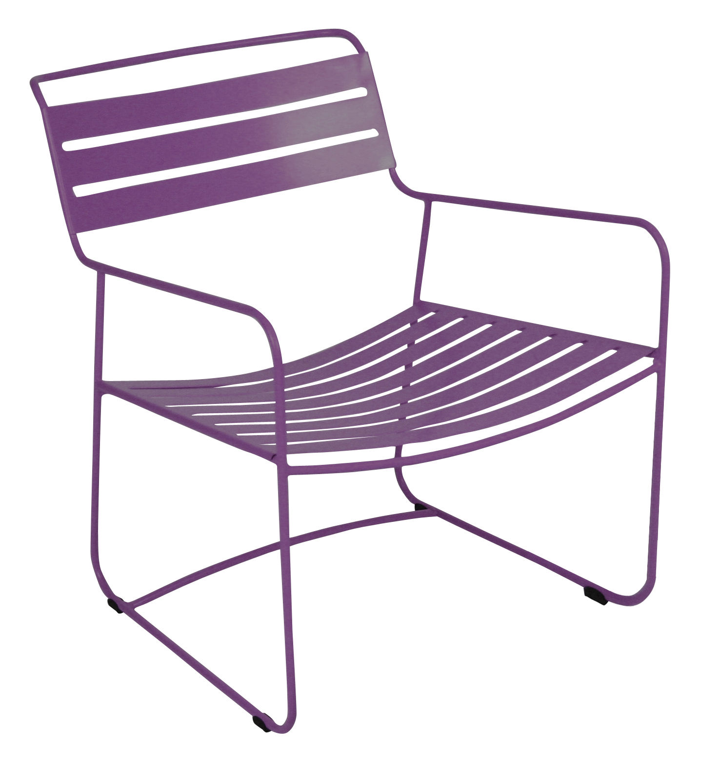 Sessel Aubergine Surprising Lounger Lounge Sessel Fermob