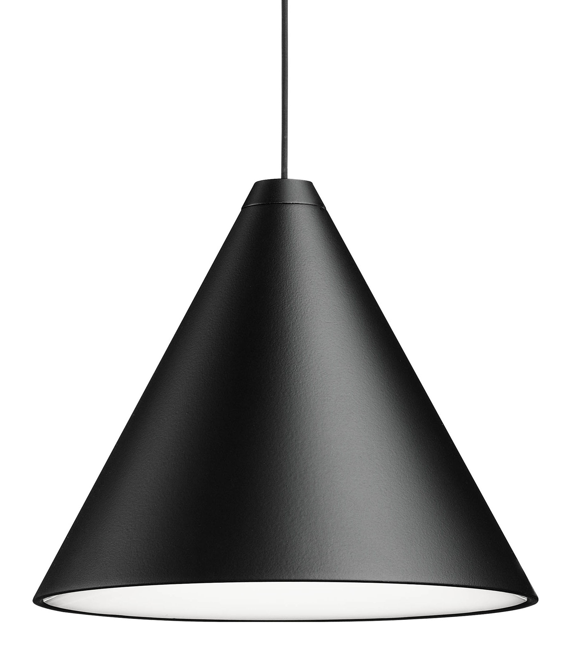 Plafonnier Suspendu Led Suspension String Light Cone Led Câble Décoratif De 12 Mètres Flos