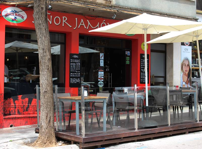 Manacor Shopping Center Señor Jamón, Tasting And Tapas Shop In Manacor, Majorca