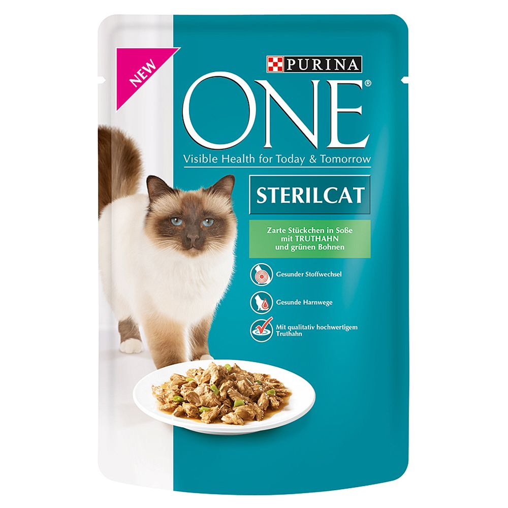 Purina One Sterilcat Wet Cat Food