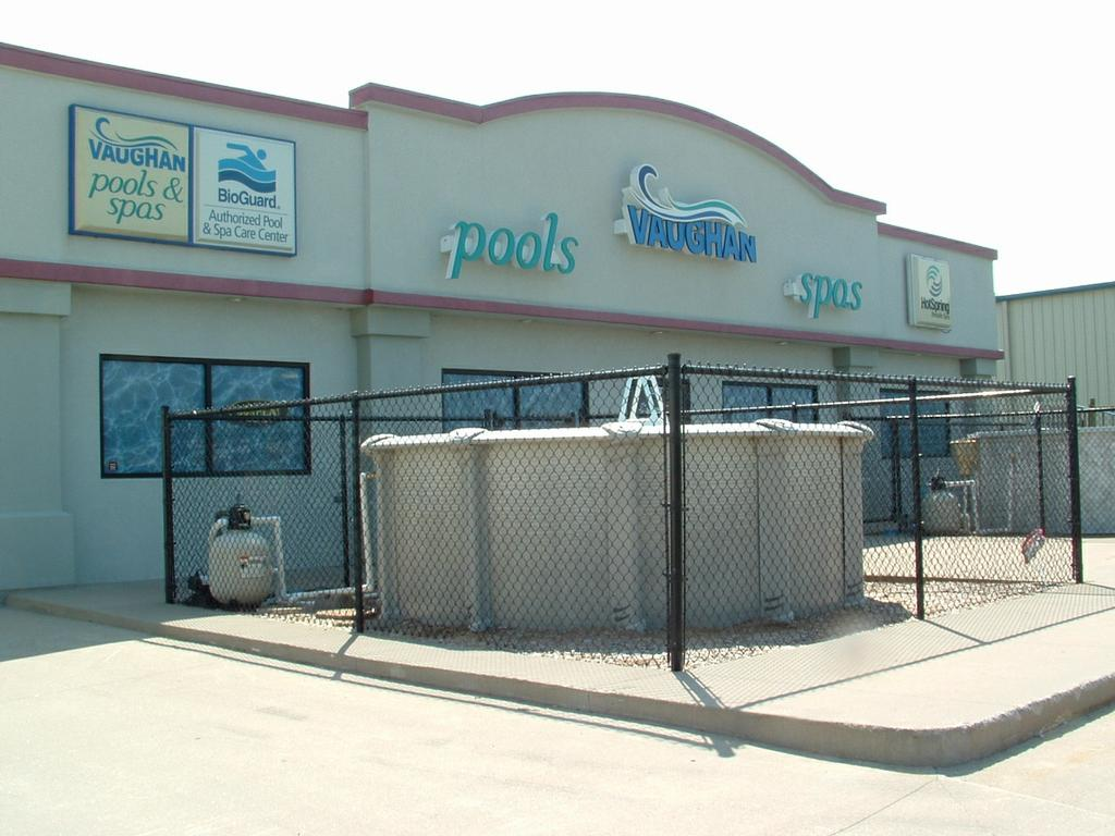 Vaughan Home Depot Vaughan Pools And Spas Sedalia Mo 65301 800 379 6370