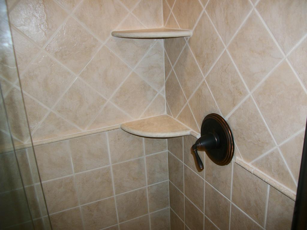 Tile Shower Designs