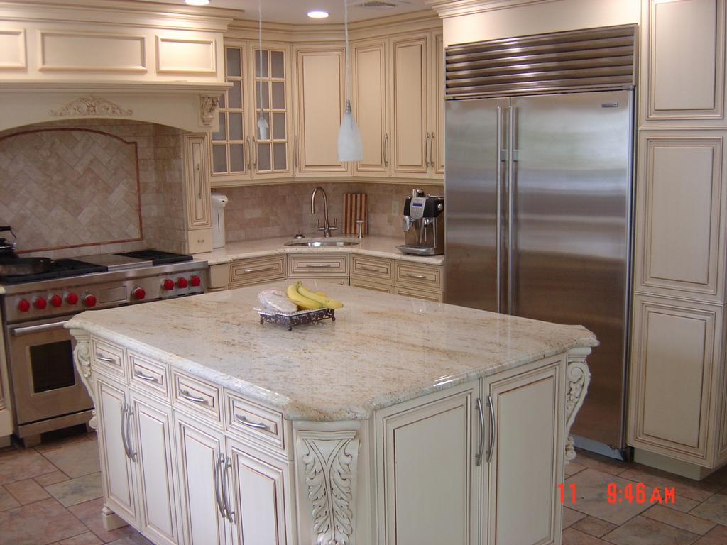 Kitchen Cabinet Refinishing Brooklyn Gallery Image