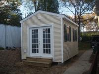 detached home office 006 from The Monster Shed Company in ...
