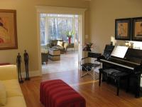 Piano in living room | Small Living Room | Pinterest ...