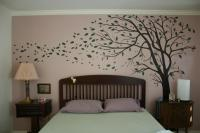 "Bedroom Tree Mural from Artistic Mural Works ""San Antonio"