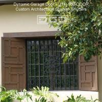 The Mission Style Window Shutter Design - Complements ...
