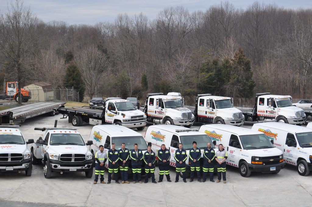 Pictures for Morton\u0027s Towing  Recovery in Derwood, MD 20855 Towing