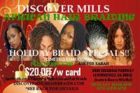 African Hair Braiding Flyers | Short Hairstyle 2013