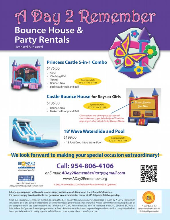 bounce house flyer - Yelommyphonecompany - bounce house flyer template