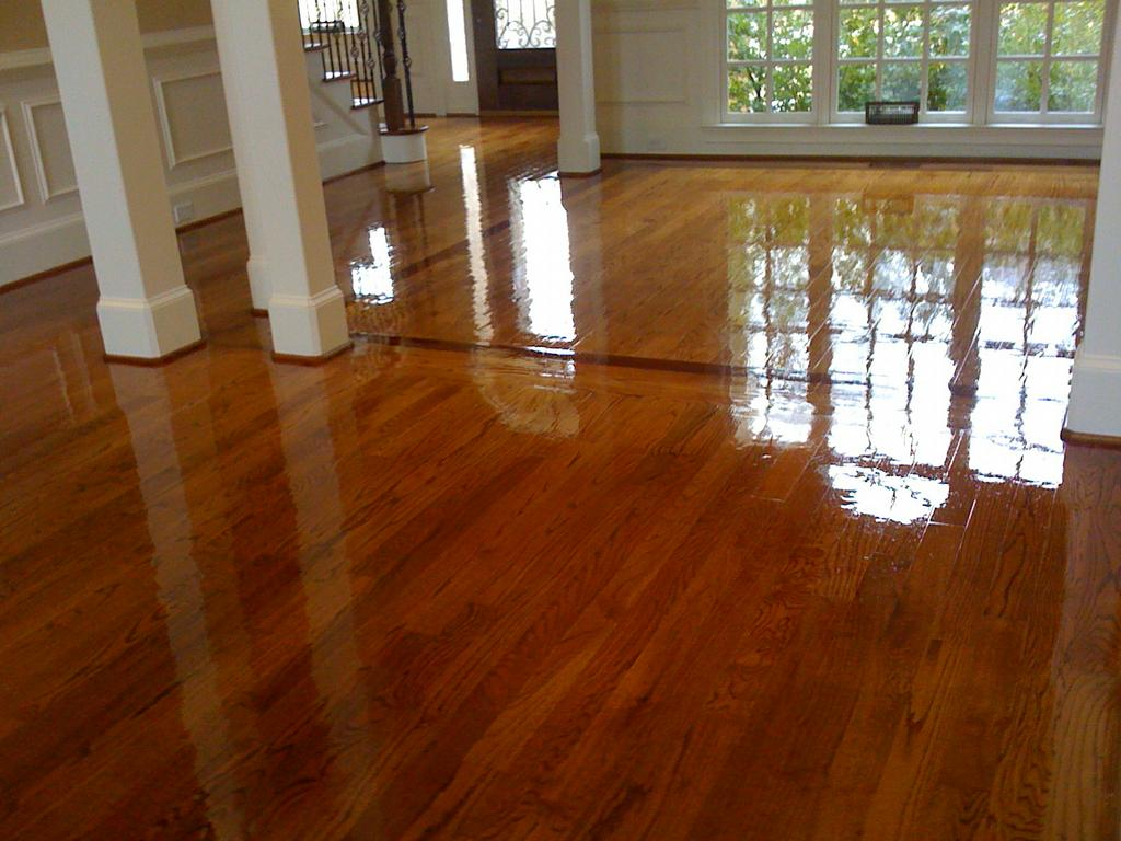 Most popular stain color for hardwood floors ask home design for Color of hardwood floors
