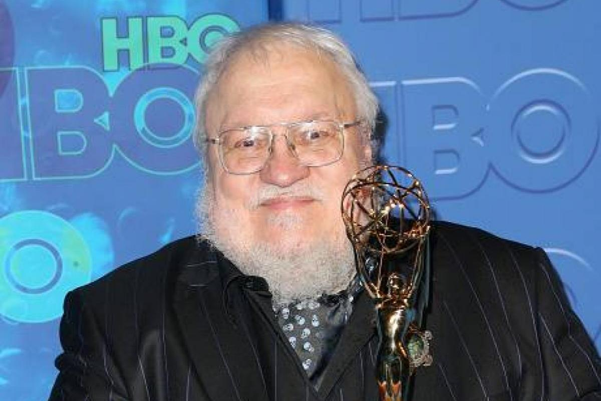 George Rr Martin Libros Game Of Thrones George Rr Martin Autor De Game Of Thrones Promete Dos