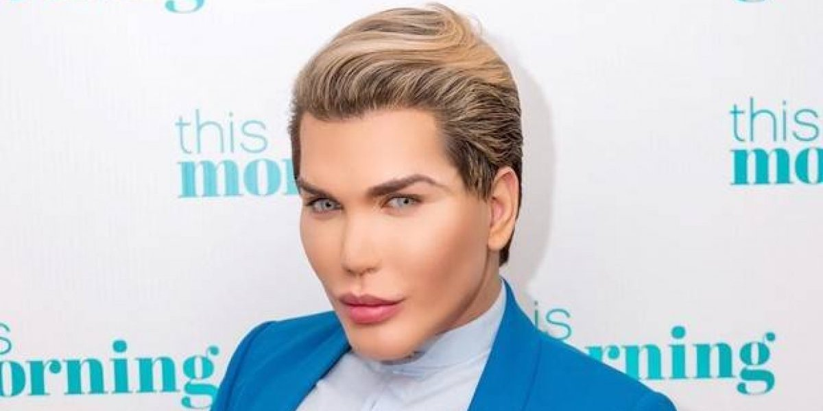 Ken Humano ahora se presenta como mujer y su aspecto genera polémica