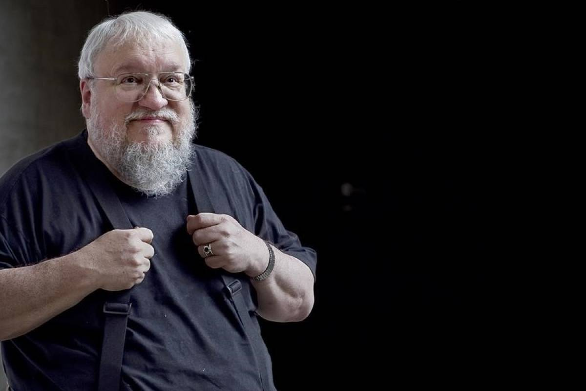George Rr Martin Libros Game Of Thrones George Rr Martin Confirma Que Game Of Thrones Trata Sobre