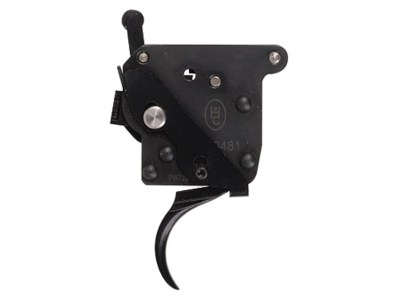Huber Concepts Tactical 3.5# Rifle Trigger Remington 700 Left Hand