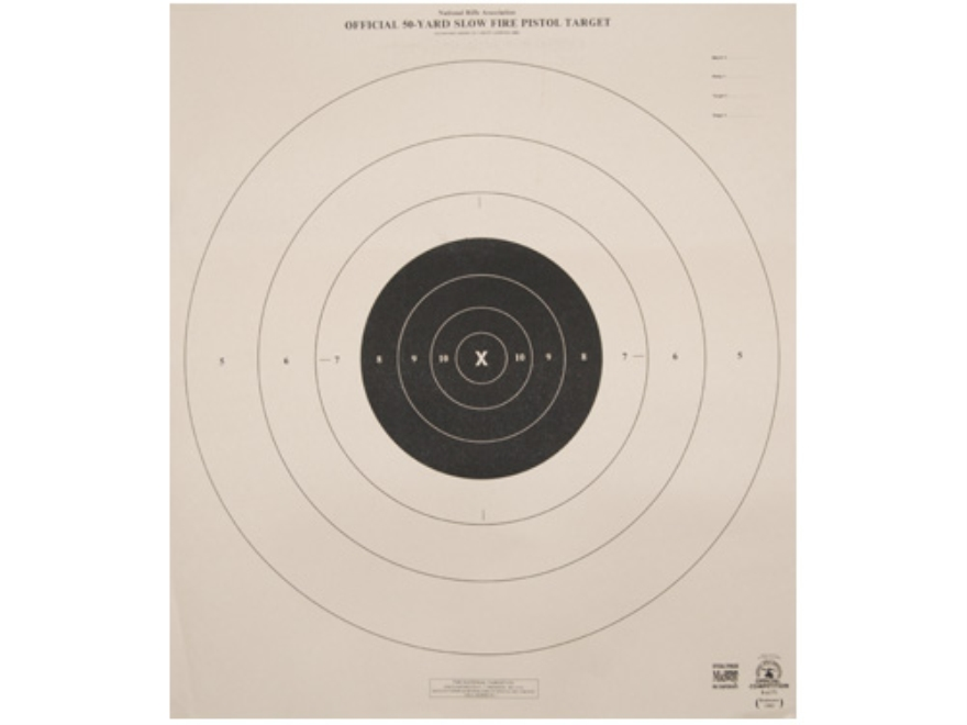 picture regarding Printable Nra Pistol Targets identify Halfway Printable Pistol Ambitions Over-all Resume Go over