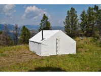 Montana Canvas 16' x 20' Wall Tent 5 Stove Jack - MPN ...