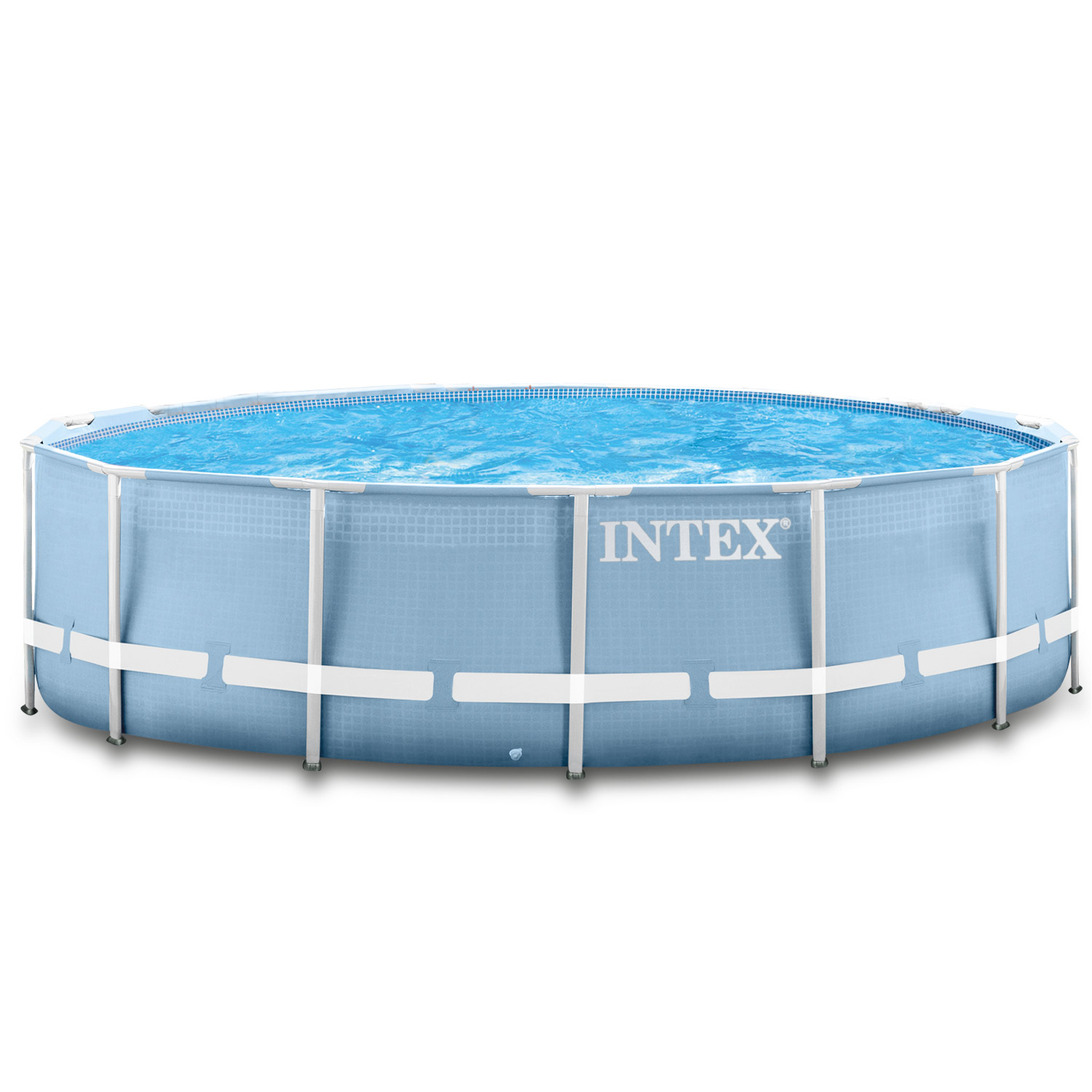 Intex Pool Ohne Filteranlage Intex Swimming Pool Frame 457x122 Cm Ohne Zubehör