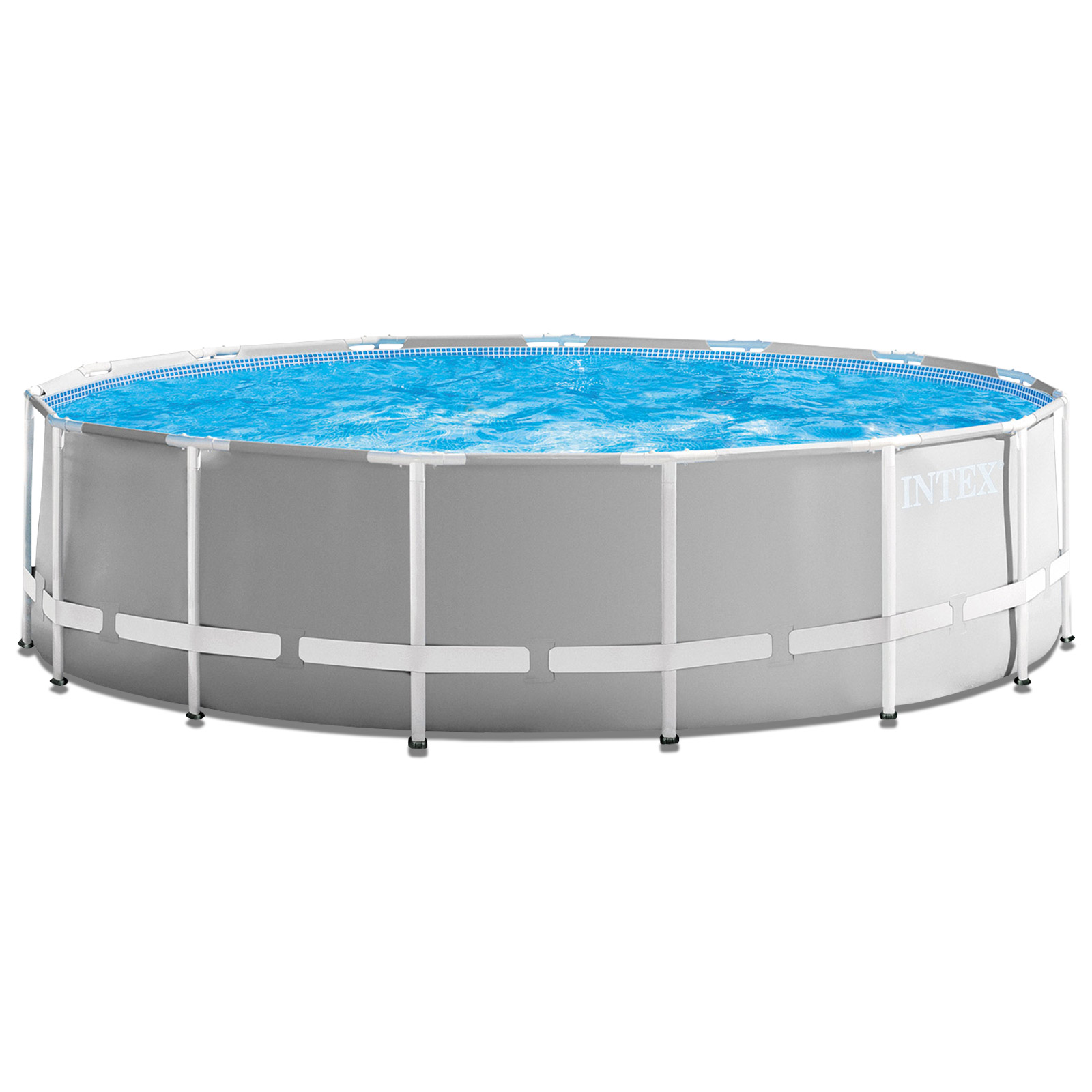 Gute Pool Solarfolie Intex 457x122 Komplettset Swimming Pool Schwimmbad Frame