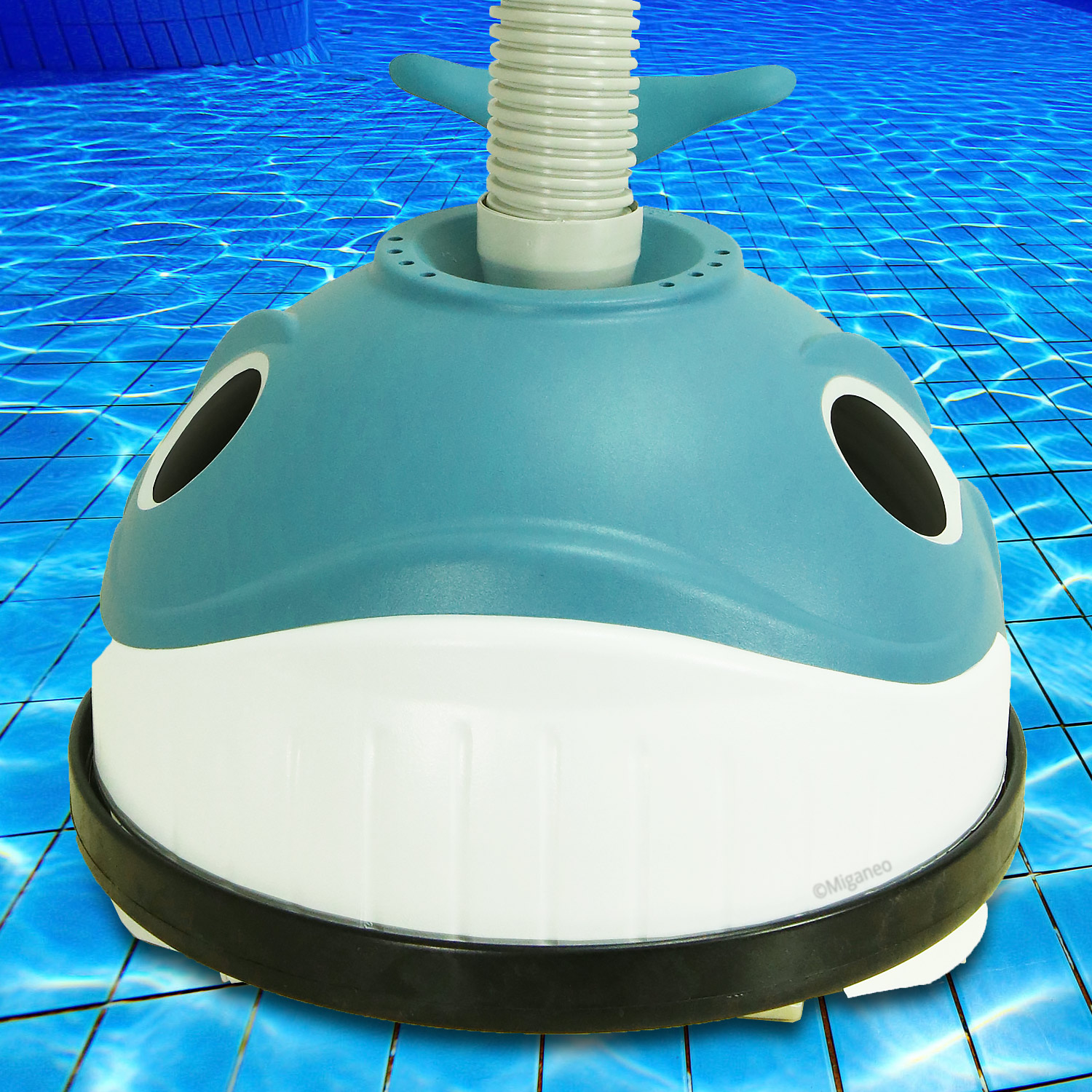 Bodensauger Pool Roboter Bodensauger Buggy Whaly Scuba Pool Poolroboter Poolrunner