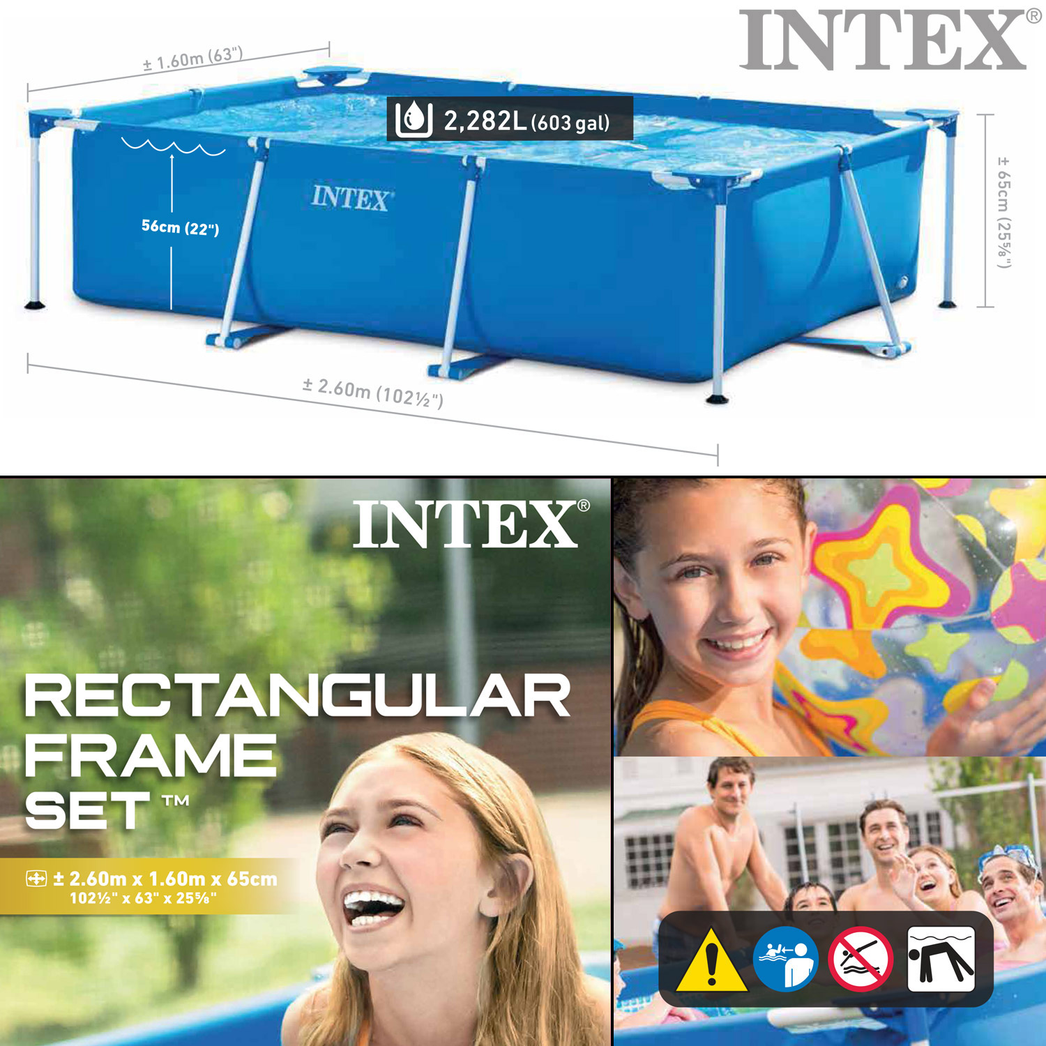 Sandfilteranlage Quick Pool Intex Frame Pool Family Mit Intex Sandfilteranlage