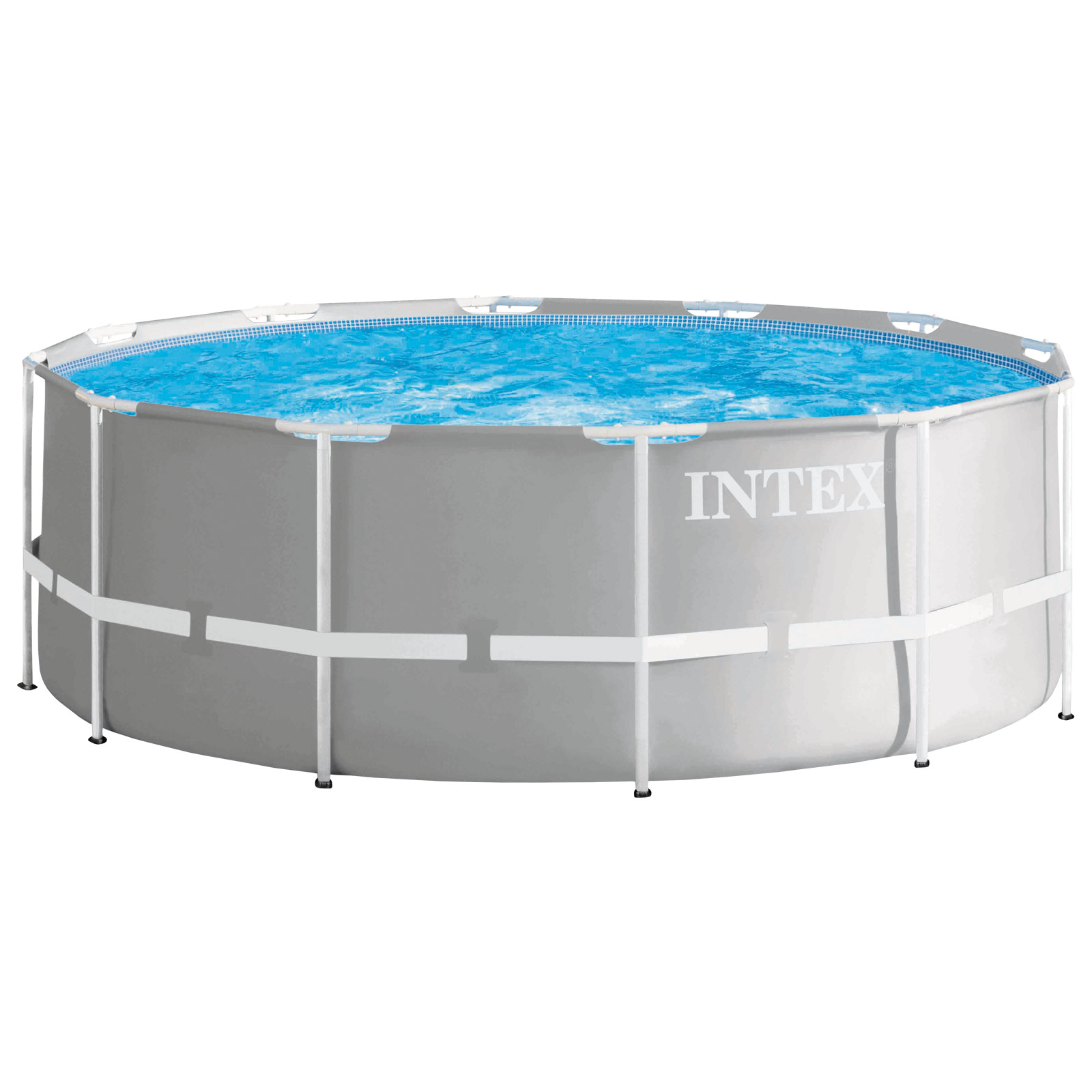 Intex Pool Komplettset Mit Sandfilteranlage Intex Swimming Pool Frame 366x122 Cm Mit Sandfilter