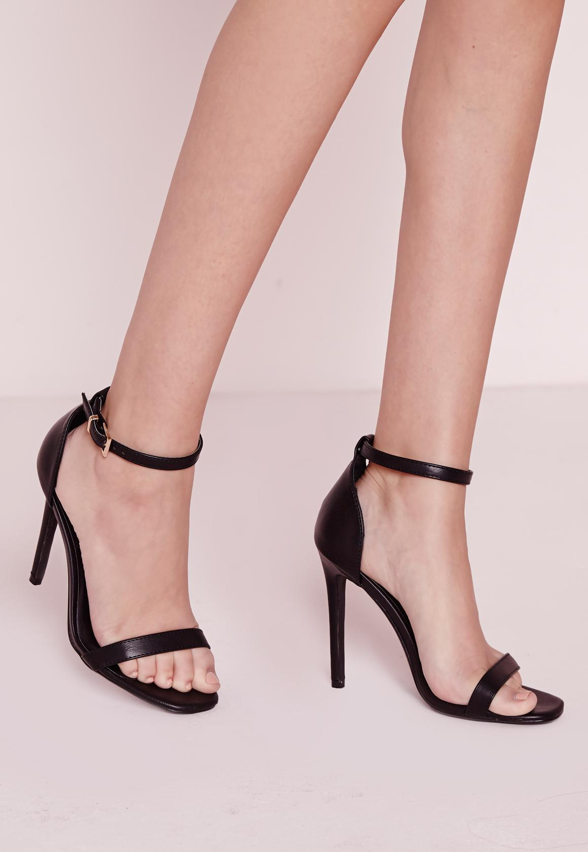 Black sandals missguided previous next