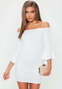 White petite dress video
