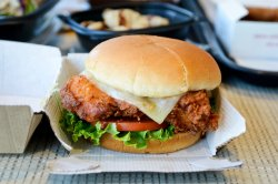 Small Of Chickfila Chicken Deluxe Sandwich