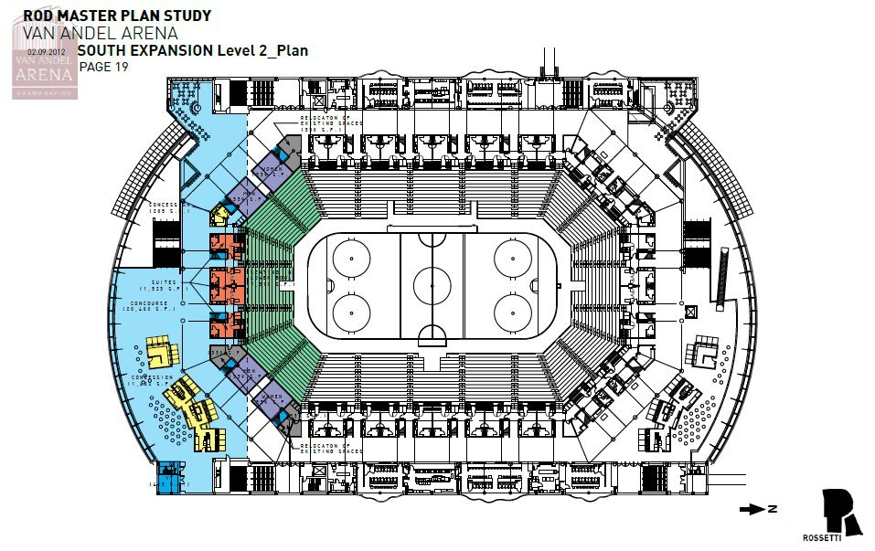Looking at the future of Van Andel Arena after 16 years MLive