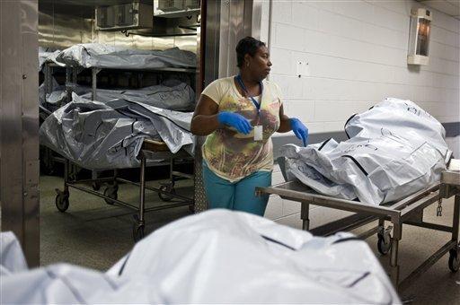 Tending the dead demanding, but no road to riches MLive - medical examiner job description